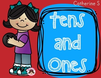 Tens and Ones Worksheets