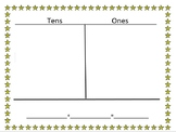 Tens and Ones Addition and Subtraction- Wipe Off