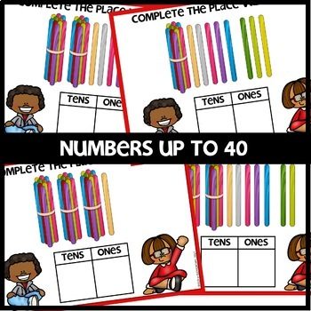Tens and Ones BOOM CARDS | DIGITAL TASK CARDS | Module 4 Lesson 2