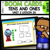 Tens and Ones BOOM CARDS [Module 2 Lesson 26]