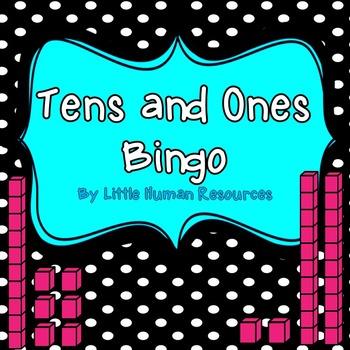 Tens and Ones Bingo