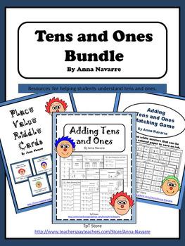 Tens and Ones Bundle