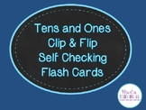 Tens and Ones Clip and Flip