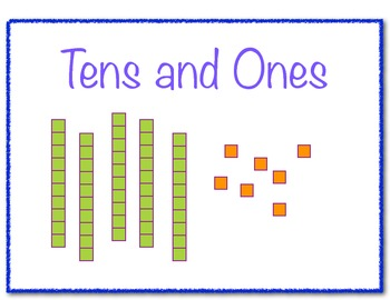 tens and ones common core aligned worksheets for first graders. Black Bedroom Furniture Sets. Home Design Ideas