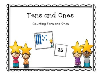 Tens and Ones - Counting tens and ones