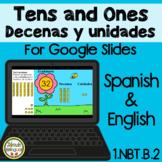 Tens and Ones Decenas y Unidades Bilingual
