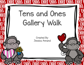 Tens and Ones Gallery Walk