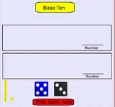 Smart Notebook: Tens and Ones Game