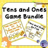 Tens and Ones Game Bundle