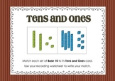 Tens and Ones Math Center