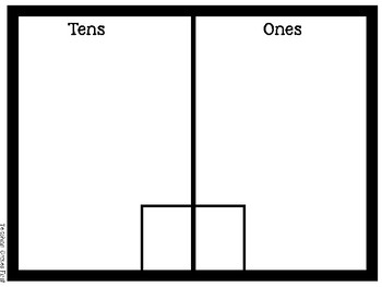 Tens and Ones Mat