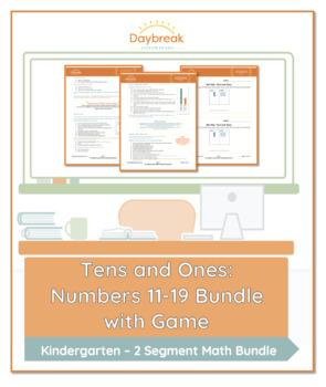 Kindergarten Math   Tens and Ones: Numbers 11-19