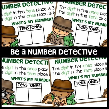 Tens and Ones Place Value BOOM CARDS | DIGITAL TASK CARDS | Module 4 Lesson 9