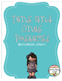 Tens and Ones Posters