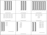Tens and Ones Practice Counting Worksheet
