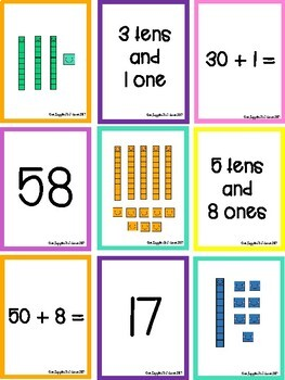 Tens and Ones SCOOT and Play