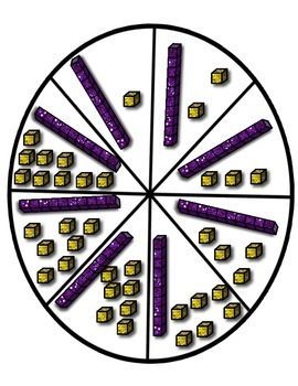 Tens and Ones Spinner