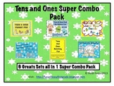 Tens and Ones Super Combo Pack (Common Core Aligned)