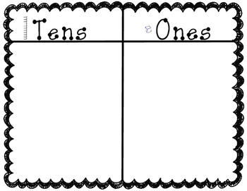 Tens and Ones Teen Numbers!