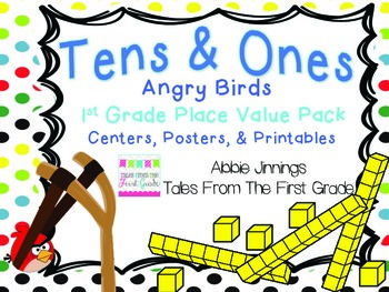 Tens and Ones Unit- First Grade