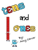 Tens and Ones for Early Learners