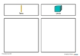 Tens and Units/Ones Partitioning Mat