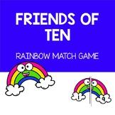 Friends of Ten Matching Cards