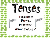 Tenses - Past, Present and Future.