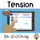 Tension - Definition, Identification, Rating for Stutterin