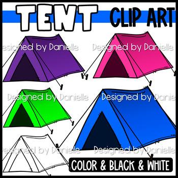 Tent Clip Art!