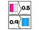 Tenths & Hundredths Decimal Match Up