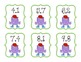 Tenths Place Value Decimal Ordering Cards
