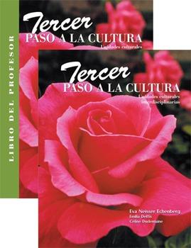 SP 3 - Tercer paso a la cultura - Culture for entire year  - Teacher's Edition