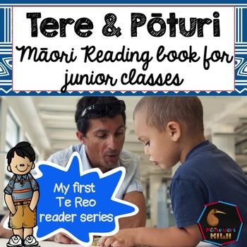 Tere Poturi - Te Reo Maori emergent reader