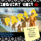 Term 2 Grade 4 Inquiry Ontario Science and Social Studies Units