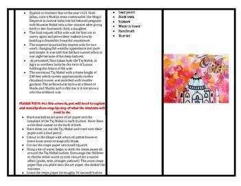 Term 3 Stage 2 Cultural Art Program 2015