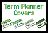 Term Planner Front Covers