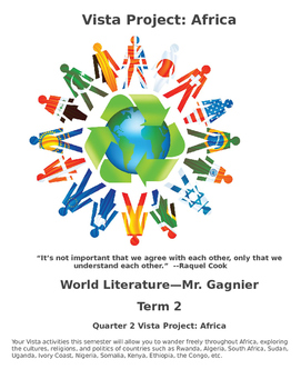 Term Project World Literature Africa