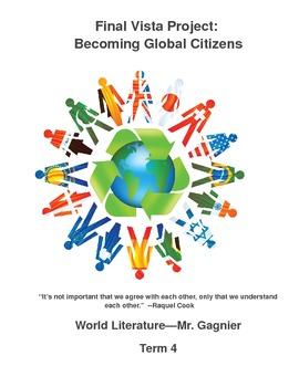 Term Project World Literature Global Citizens