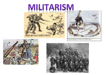 Terms for WW1 Posters