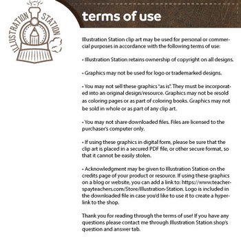 Illustration Station Terms of Use