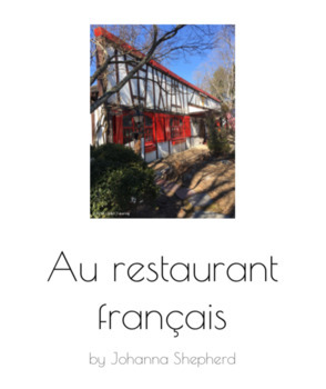 French - Au restaurant - Photos of French food