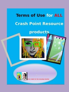 Terms of Use - Crash Point Resources