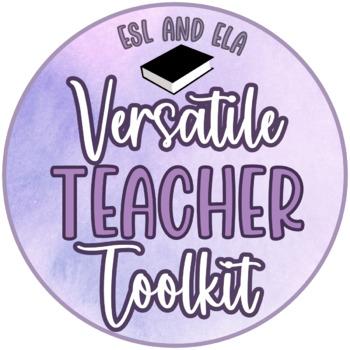 Terms of Use Versatile Teacher Toolkit