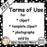 Terms of Use MJW