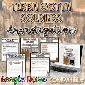 Terra Cotta Soldiers Investigation