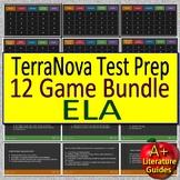 Terra Nova TerraNova Review Game BUNDLE! Set of 15 Games