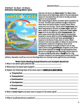 Terrariums: Water Cycle & Greenhouse Effect Lab