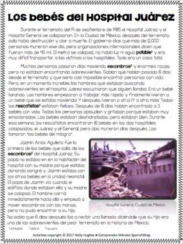 Terremotos: Cuando la tierra tiembla
