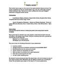 Terrestrial Biome & Aquatic Ecosystem Project